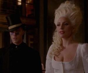 Lady gaga, vampire, and hotel cortez image