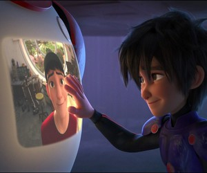 hiro and big hero 6 image