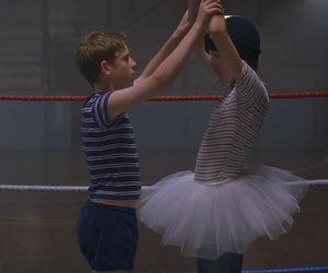 ballet and Billy Elliot image