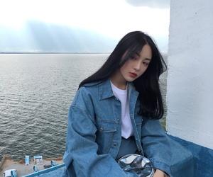 korean girl, theme, and ulzzang image