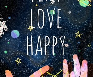 wallpaper, happy, and love image