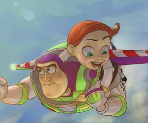 drawing and toy story image