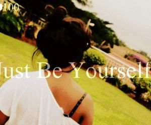 be yourself, original, and quotes image