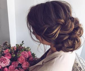 fashion, flower, and tumblr image