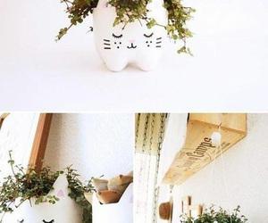 cat, diy, and cute image