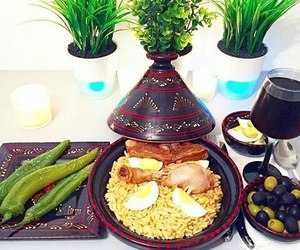 Algeria, arab, and cuisine image