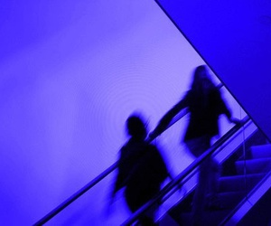 blue, purple, and neon image