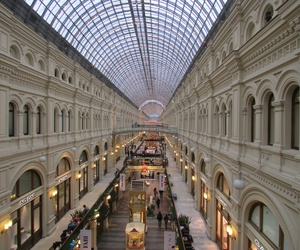 gum, lights, and moscow image