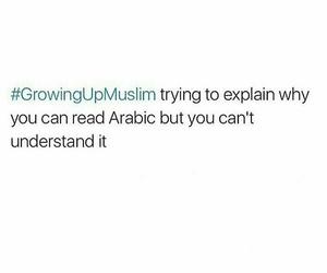 humorous, islam, and jokes image