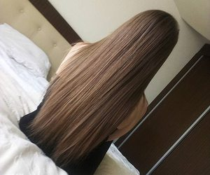 hair, goals, and long hair image