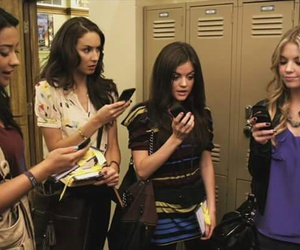 emily, hanna, and aria image