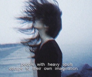 imagination, grunge, and quotes image