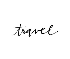 travel, quotes, and black and white image
