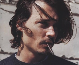 johnny depp, actor, and boy image