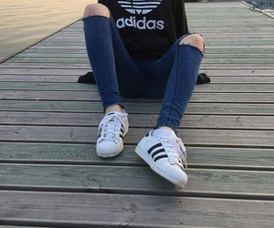 adidas, outfit, and grunge image