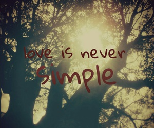 be yourself, tree, and love image