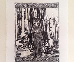etsy, folklore, and loki image