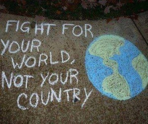world, fight, and country image