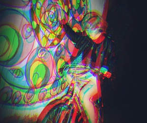 abstract, grunge, and lsd image