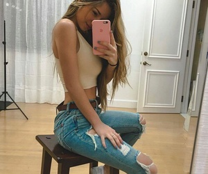 case, iphone, and girl image