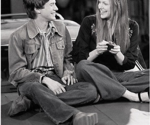that 70s show, eric forman, and couple image