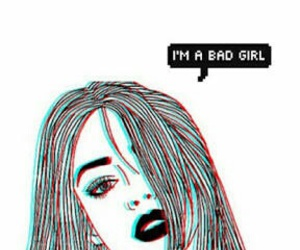 bad, bad girl, and girl image