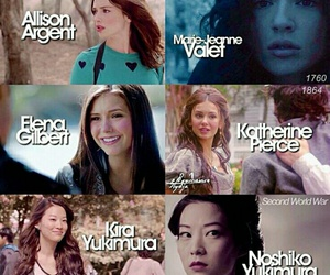 movie, elena gilbert, and tvd image