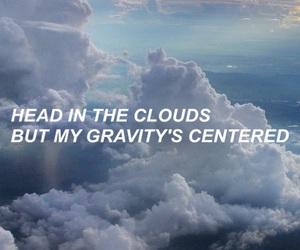 cloud, Lyrics, and quotes image