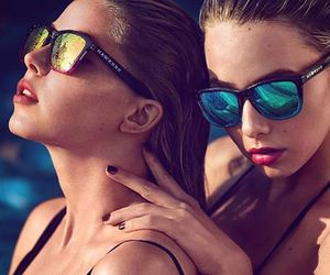 best friends, sunglasses, and bffs image