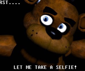 Freddy and fnaf image