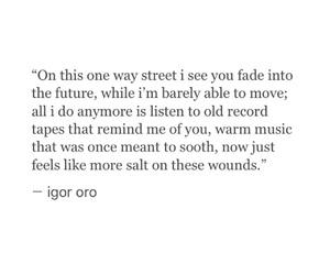quotes, life, and sad image