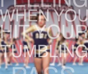 cheer, Cheerleaders, and feeling image
