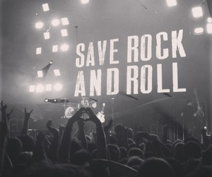 rock and rock and roll image