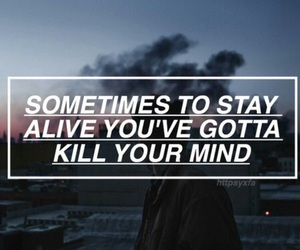 twenty one pilots, quotes, and aesthetic image