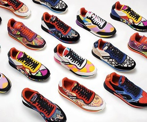 dot, fasion, and sneaker image