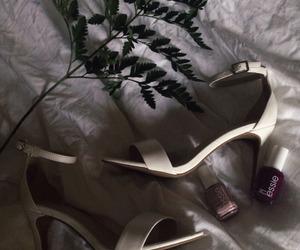 girly, heels, and luxury image