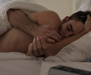 bed, lgbtq, and sleep image