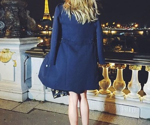 Karlie Kloss, model, and paris image