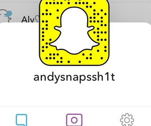 liam payne, andy samuels, and snapchat image