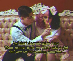 dollhouse, lyric, and melanie martinez image