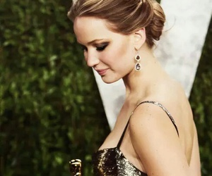 Jennifer Lawrence, the hunger games, and Jennifer image