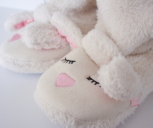 kawaii, slippers, and cute image
