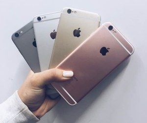 gold, silver, and rose gold image