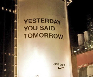 nike, quote, and text image