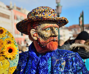 carnivale, gogh, and mask image