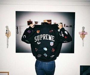 supreme and fashion image