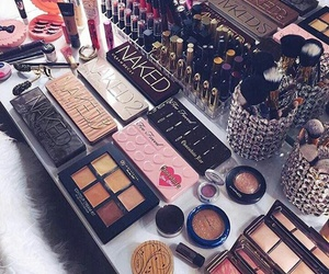 Brushes, make-up, and toofaced image