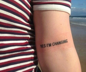tattoo, change, and grunge image