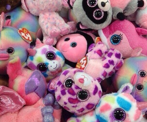 toys, ty, and ty beanie boos image