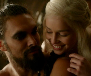 thrones, khal drogo, and game of thrones image